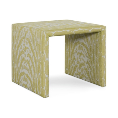 CR Laine Upholstered End Table