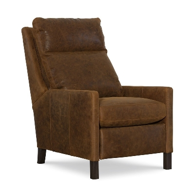 CR Laine Leather Manual Recliner