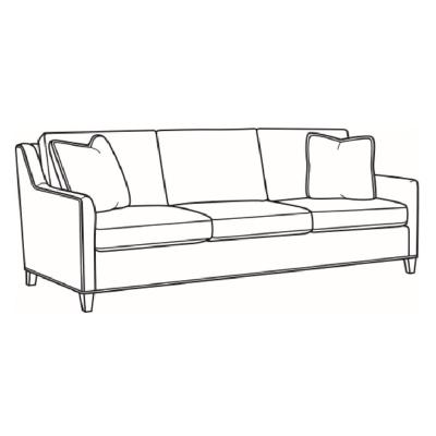 CR Laine Long Sofa