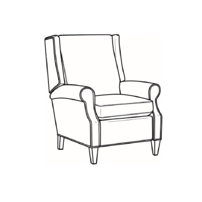 CR Laine Manual Recliner