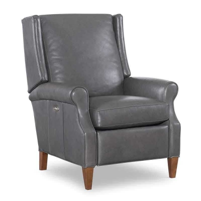 CR Laine Leather Power Recliner