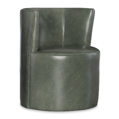 CR Laine Leather Dining Chair