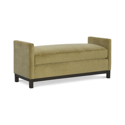 CR Laine Long Bench Ottoman
