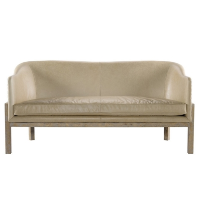 Curations Limited Leather Sofa