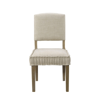 Curations Limited Linen Chair