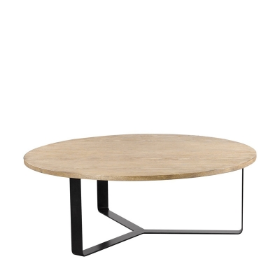 Curations Limited Round Coffee Table