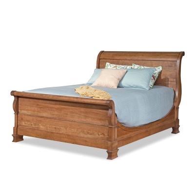 Durham King Master Sleigh Bed