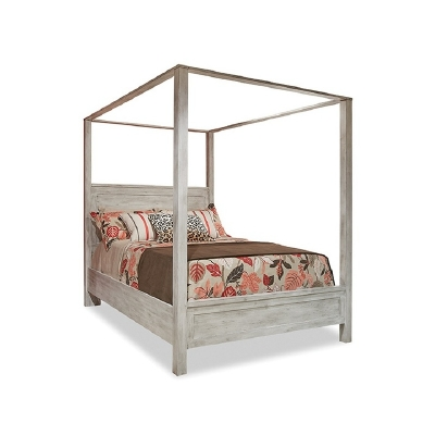 Durham Queen Poster Bed with Canopy