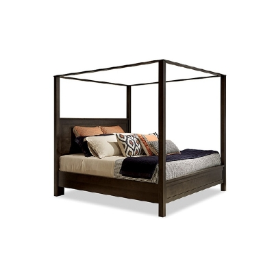 Durham King Poster Bed with Canopy