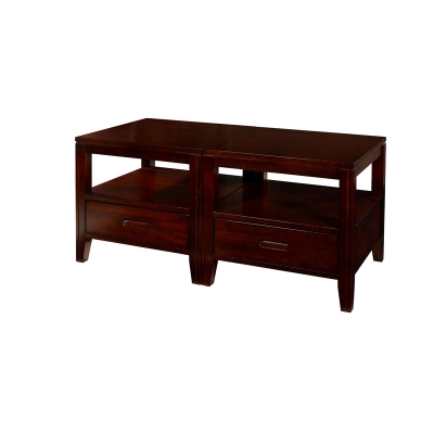 Durham Eclectic Drawer Bunching Table
