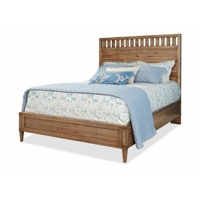 Durham High Panel Queen Bed