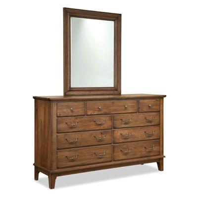 Durham Triple Dresser