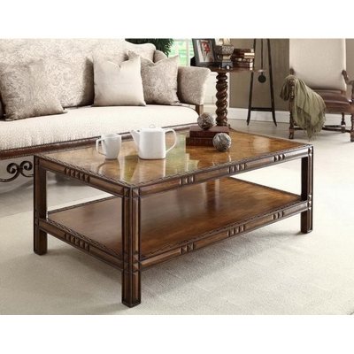 Eastern Legends Rectangular Coffee Table