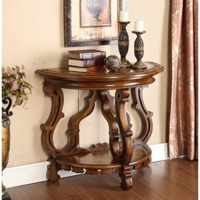 Eastern Legends Small Console Table