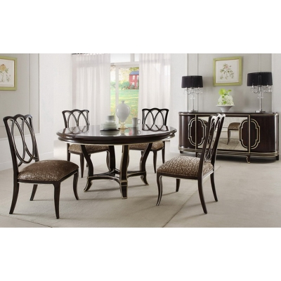 Eastern Legends 60 inch Round Dining Table