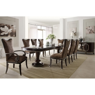 Eastern Legends Rectangular Dining Table