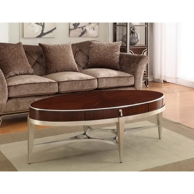 Eastern Legends Oval Coffee Table