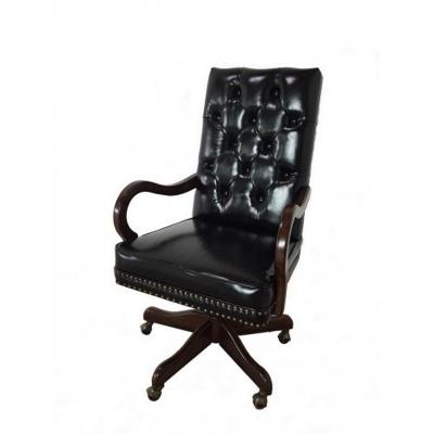 Eastern Legends Desk Chair Black