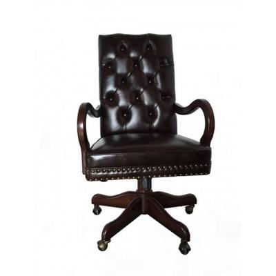 Eastern Legends Desk Chair Brown