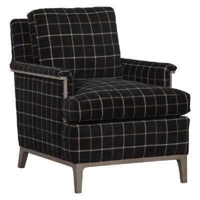 Fairfield Rosewood Lounge Chair