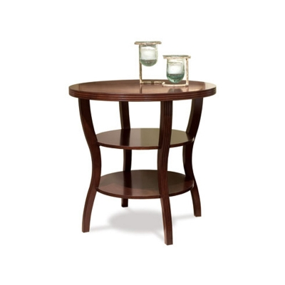 Fairfield Round End Table
