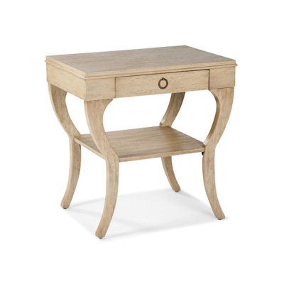 Fairfield Rectagular End Table