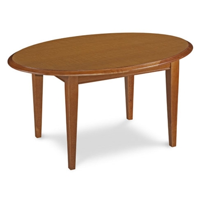 Fairfield Oval Cocktail Table