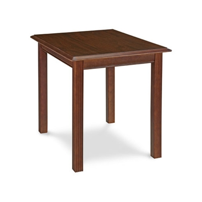 Fairfield Rectangular End Table