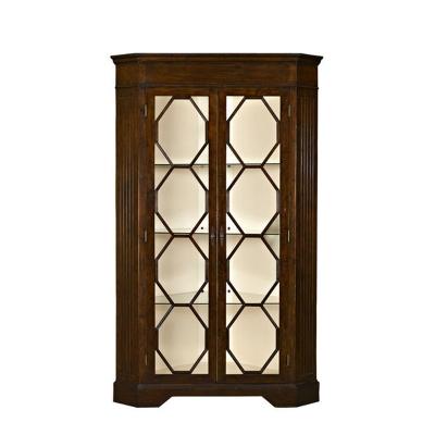 Fauld Kensington Corner Cabinet