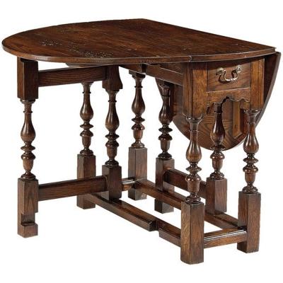 Fauld Gateleg Chairside Table