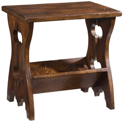 Fauld Book Side Table