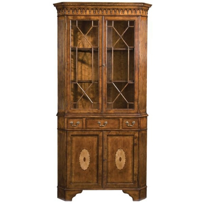 Fauld Double Corner Cabinet