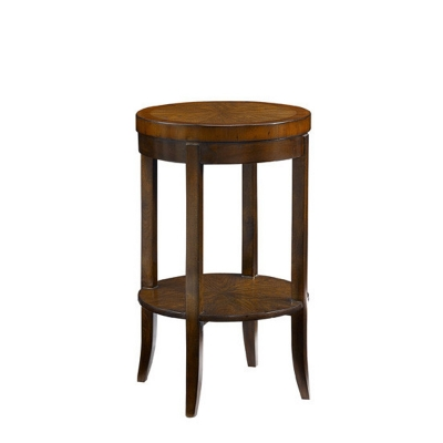 Fauld Small Round Side Table