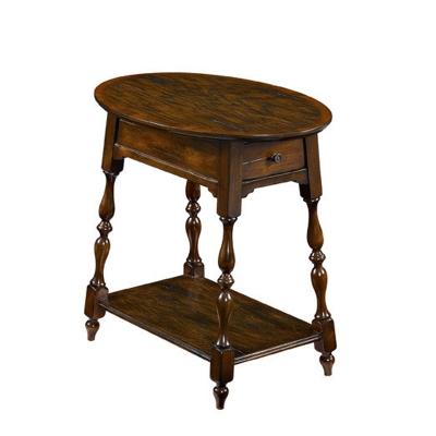Fauld Oval End Table