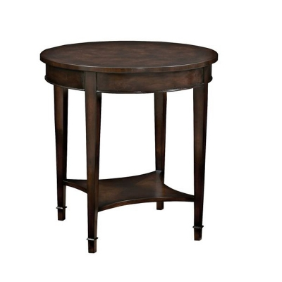 Fauld Round Lamp Table