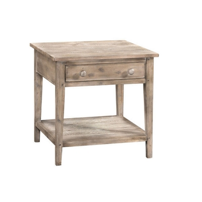 Fauld Hardwick End Table