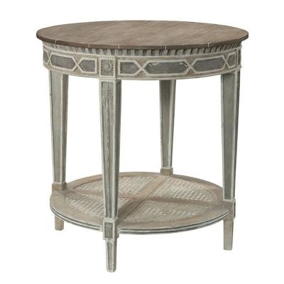 Fauld Cote D Azur Round Side Table