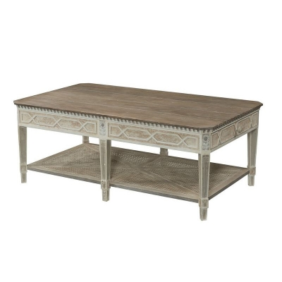 Fauld Cote D Azur Rectangular Cocktail Table