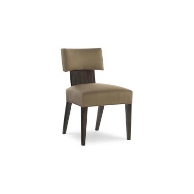 Fine Furniture Design Urbane Side Leather Chair