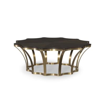 Fine Furniture Design Caprice Wood Top Cocktail Table