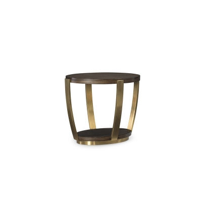Fine Furniture Design Soriee Oval End Table