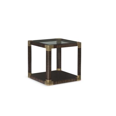 Fine Furniture Design Bon Ton Square End Table
