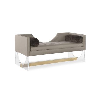 Fine Furniture Design Vivid Leather Bench
