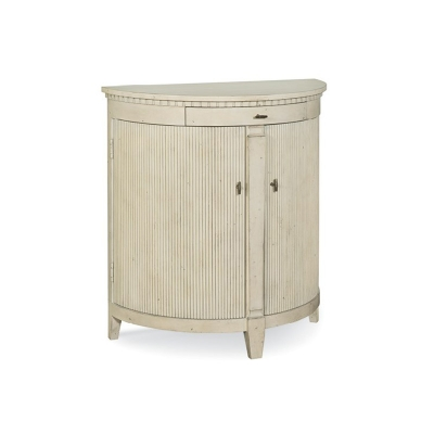 Fine Furniture Design Braken Demilune Console Cabinet