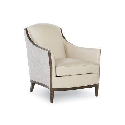 Fine Furniture Design Bliss Leather Chair