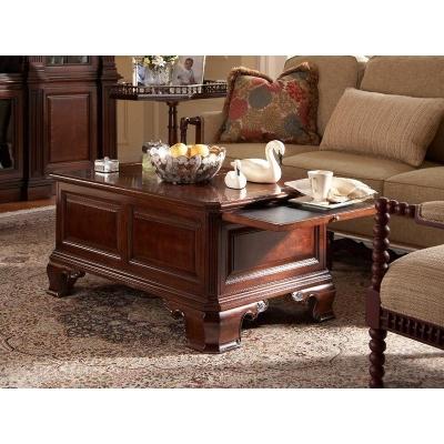 Fine Furniture Design Stafford Storage Cocktail Table