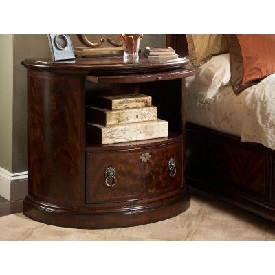 Fine Furniture Design Demilune Bachelors Chest