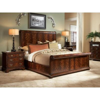 Fine Furniture Design Panel California King Bed