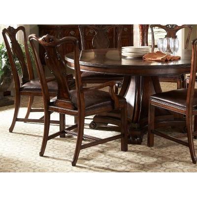 Fine Furniture Design Splat Back Arm Chair