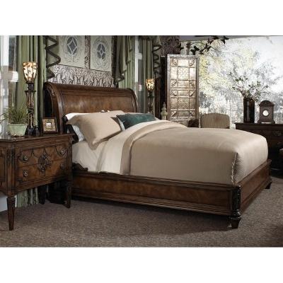 Fine Furniture Design Sleigh King Bed